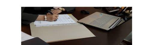 قبول وکالت و مشاوره حقوقی